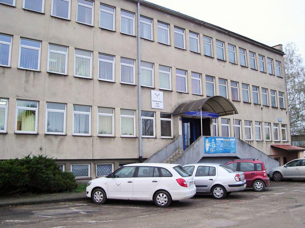 MCB Sp. z o.o. - Przedstawicielstwo Spółki w Jaśle