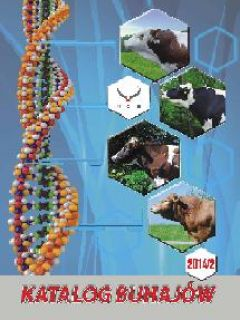 Katalog buhajów 2014/2