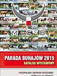 Katalog Parady Buhajów 2015